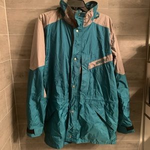 Vintage Snow Lion Gore-Tex Jacket Medium